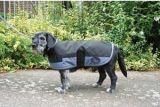 Hondendeken Thor Black-Grey 2Tone maat 60 | Kuiper Koekange