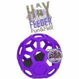 Hay slowfeeder fun & flex 15cm - paars