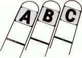 Manegeletters CBA per stuk | Kuiper Koekange