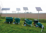 Mobiele solar weidedrinkbak SWT 1000 | Kuiper Koekange